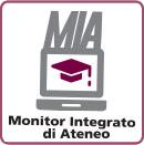 Accedi all'applicazione Monitor integrato di Ateneo